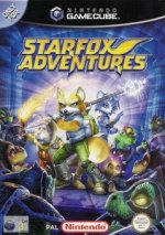 Nintendo Gamecube - Star Fox Adventures