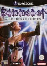 Nintendo Gamecube - Summoner - A Goddess Reborn