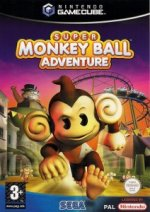 Nintendo Gamecube - Super Monkey Ball Adventure