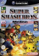 Nintendo Gamecube - Super Smash Bros Melee