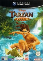 Nintendo Gamecube - Tarzan Freeride