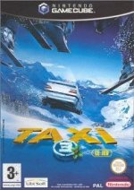Nintendo Gamecube - Taxi 3