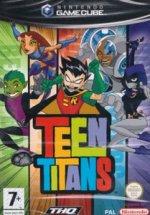 Nintendo Gamecube - Teen Titans