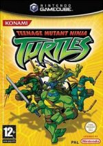 Nintendo Gamecube - Teenage Mutant Ninja Turtles