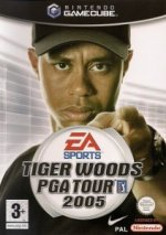 Nintendo Gamecube - Tiger Woods PGA Tour 2005
