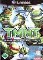 Nintendo Gamecube - TMNT - Teenage Mutant Ninja Turtles