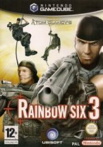 Nintendo Gamecube - Tom Clancys Rainbow Six 3