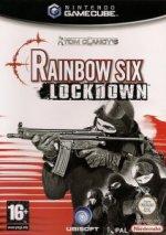 Nintendo Gamecube - Tom Clancys Rainbow Six - Lockdown