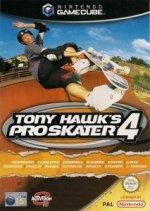 Nintendo Gamecube - Tony Hawks Pro Skater 4