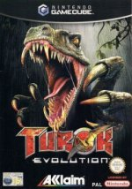 Nintendo Gamecube - Turok - Evolution