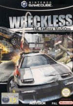 Nintendo Gamecube - Wreckless - The Yakuza Missions