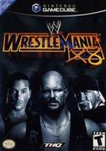 Nintendo Gamecube - WWE Wrestlemania X8
