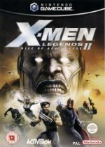 Nintendo Gamecube - X-Men Legends 2 - Rise of Apocalypse
