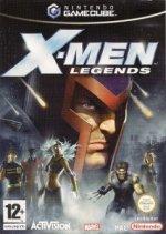 Nintendo Gamecube - X-Men - Legends