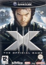Nintendo Gamecube - X-Men - The Official Game
