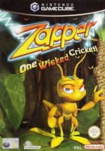 Nintendo Gamecube - Zapper - One Wicked Cricket