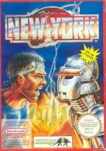 Nintendo NES - Action in New York