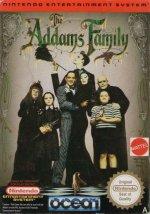 Nintendo NES - Addams Family