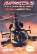 Nintendo NES - Airwolf