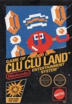 Nintendo NES - Clu Clu Land
