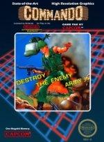 Nintendo NES - Commando