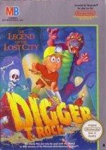 Nintendo NES - Digger T Rock