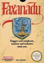 Nintendo NES - Faxanadu
