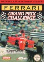 Nintendo NES - Ferrari Grand Prix Challenge