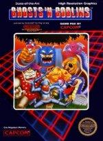 Nintendo NES - Ghosts N Goblins