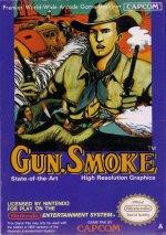 Nintendo NES - Gun Smoke