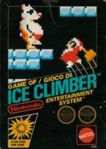 Nintendo NES - Ice Climber