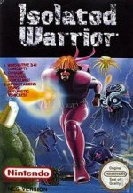 Nintendo NES - Isolated Warrior