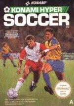 Nintendo NES - Konami Hyper Soccer