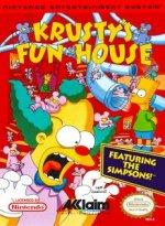 Nintendo NES - Krustys Fun House