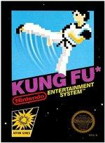 Nintendo NES - Kung Fu