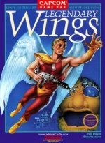 Nintendo NES - Legendary Wings