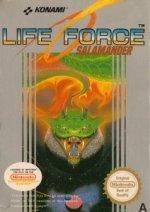 Nintendo NES - Life Force Salamander