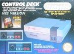 Nintendo NES - Nintendo NES Mario Control Set Console Boxed