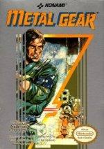 Nintendo NES - Metal Gear
