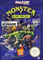 Nintendo NES - Monster In My Pocket