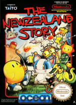 Nintendo NES - New Zealand Story