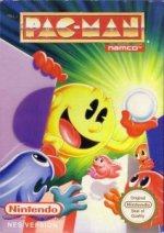 Nintendo NES - Pacman