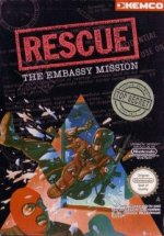 Nintendo NES - Rescue - The Embassy Mission