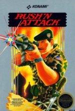 Nintendo NES - Rush N Attack