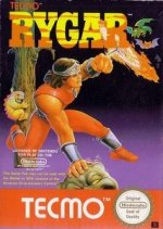 Nintendo NES - Rygar