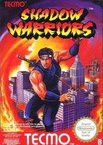 Nintendo NES - Shadow Warriors