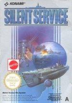 Nintendo NES - Silent Service