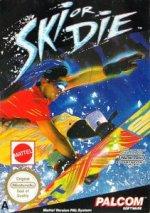 Nintendo NES - Ski or Die