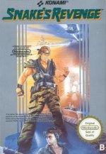 Nintendo NES - Snakes Revenge