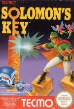 Nintendo NES - Solomons Key